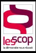 logo SCOP - Société Coopérative et Participative